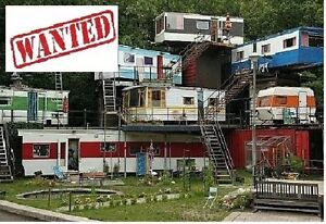 Wanted - Mobile Home Park