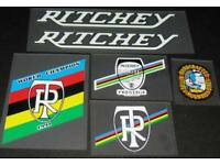 sku Ritc-S101 Ritchey 1987 Super Comp Bicycle Decal Set