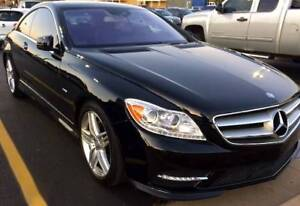 "2012 MERCEDES BENZ MB CL550  4 Matic ""Coupe"""
