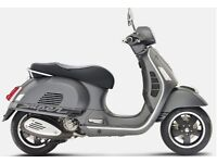 VESPA GTS SuperSport 125i (ABS) - Low miles, Kept Indoors, Excellent Condition