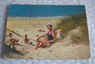 Ostende – filles sur la plage