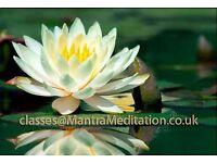Free regular mantra meditation classes in London / Ealing