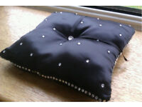 Wedding Ring Cushions Pillows Custom Handmade - Any Colour Required Available