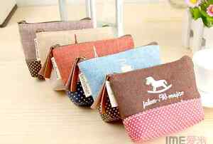 Cute-dot-coin-purse-with-zip-bank-card-holder-bag-wallet-5-designs-receipts