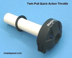 Quick Action Throttle Honda K4 TZ Yamaha Norton RD250 TZ250 TZ350 TD2 RD350 TD3