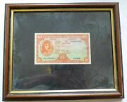 10 Shilling Note