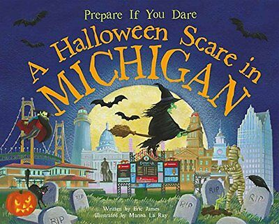 A Halloween Scare in Michigan by Eric James  - Halloween In Michigan