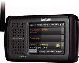 Uniden Factory Recertified Scanners