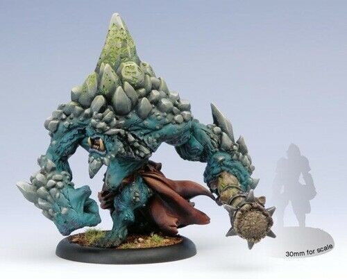 Hordes: Trollbloods - Mulg the Ancient Unique Heavy Warbeast