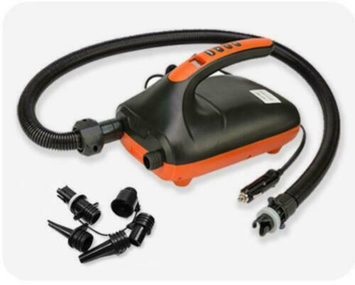 Vielex Elektro Digital Luft Pumpe SUP aufblasbar Kompressor 20Psi Air Pump surf