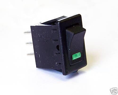 Mini Rocker Switch 12v Ebay