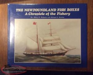 the nfld fish boxes  achronicle  of the fishery