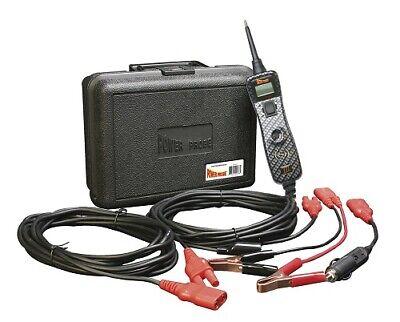 Power Probe III PP319CARB Carbon Fiber Powerprobe Kit w/Voltmeter & Accys. - New