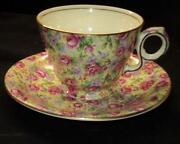 Chintz Tea Cup
