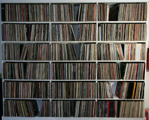250 HOUSE/BREAKS/DOWNTEMPO/TRANCE/TECHNO VINYL RECORDS!!