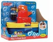 Fisher Price Bath Toys