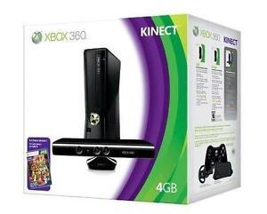 Xbox 360 kinect bundle ebay - Xbox 360 console kinect bundle ...