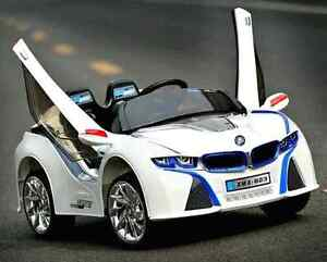 12 VOLT BMW STYLE REMOTE CONTROL RIDE ON CAR Malaga Swan Area Preview