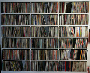 VINYL RECORD COLLECTION FOR SALE 20,000+ LIQUIDATION!!