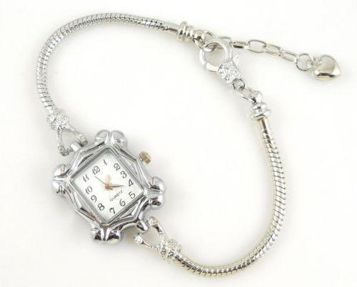 charm bracelet watch ebay