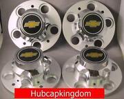 Silverado Wheel Cap