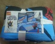 Marvel Comic Bedding