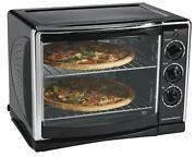 Toaster Oven Rotisserie