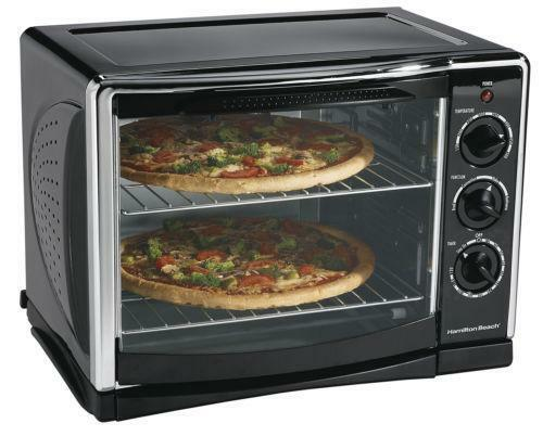 Farberware Countertop Oven With Rotisserie : Toaster Oven Rotisserie eBay