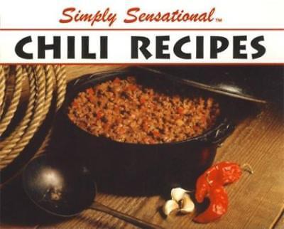 Simply Sensational  Chili Recipes  Simply Sensational  Golden West    Oct 01  1