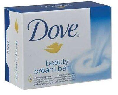 Dove Original Beauty Cream Bar White Soap 100 G / 3.5 Oz Bar