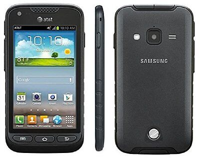 Samsung Galaxy Rugby Pro SGH-I547 8GB (AT&T Unlocked) - Black Smartphone USED!!! for sale  Shipping to Canada