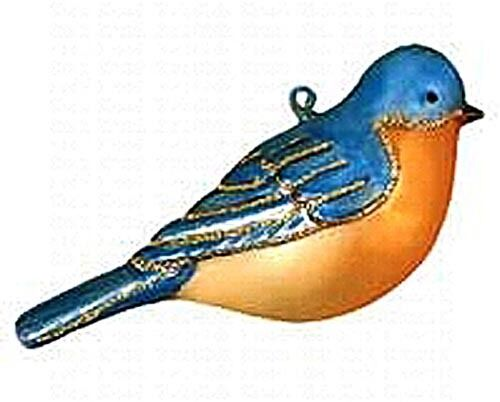 Bluebird Christmas ornament