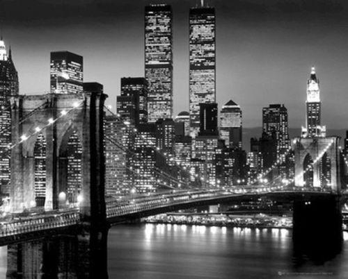 brooklyn bridge poster ebay