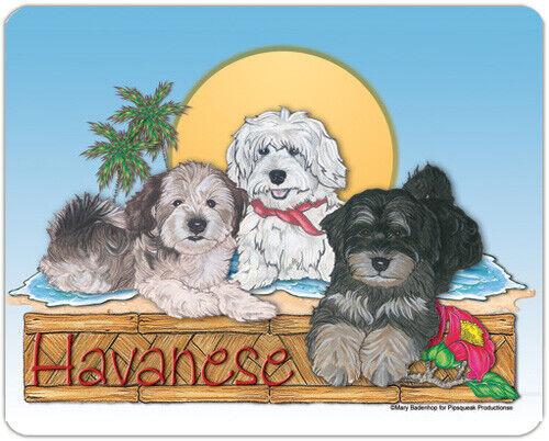 Havanese Small Cutting Board