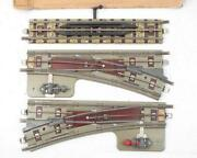 Hornby Dublo 3 Rail Points