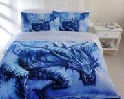 Queen Quilt Cover Dragon