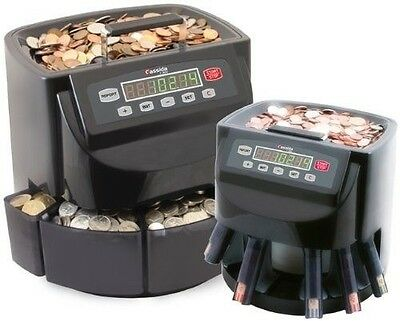 Coin Sorter And Wrapper Bank Automatic Digital Money Counter Commercial Machine
