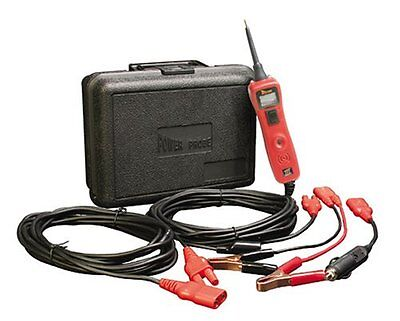 Power Probe 319ftc-red Iii Test Light And Voltmeter Red Pppp319ftc