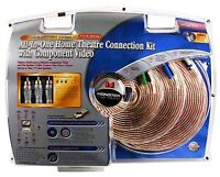 Monster Cable HTIB CV-KIT HTIB Component Video/Sound Kit
