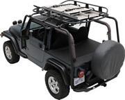 Jeep Cargo Rack