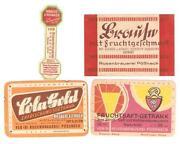 DDR Etiketten