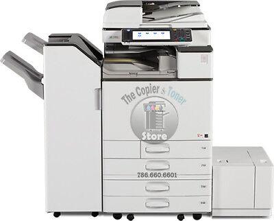 Ricoh Mp C3503 Mpc3503 - 35 Ppm - Color - 36k Copies Super Low Meter