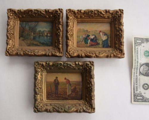Antique Plaster Picture Frames Ebay