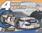Ward Burton NASCAR Postcards