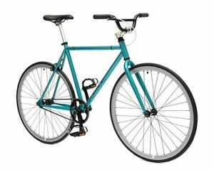 Fixed-Gear Single-Speed Bike