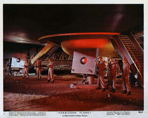 Forbidden-Planet-Robby-the-Robot-Poster-Replica-14-x-11-Photo-Print