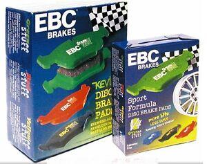 DP21036 EBC Green Stuff Brake Pads Oakville / Halton Region Toronto (GTA) image 1