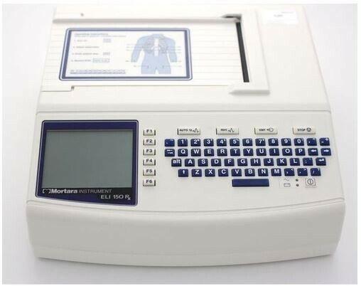 Mortara ELI150rx ECG/EKG Machine with power cord