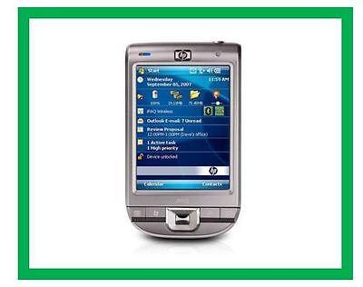 HP IPAQ 110 111 112 114 POCKET PC PDA WIFI CLASSIC HANDHELD PDA