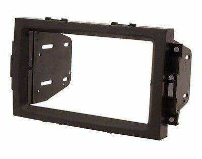 Stereo Install Dash Mount - Aftermarket Radio Stereo Double Din Dash Mount Trim Install Bezel Panel Kit